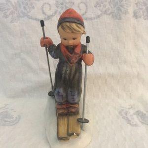 Hummel skier #59. Pristine condition